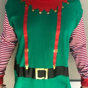 Men's Xmas Elf PJ's Size XL from Target